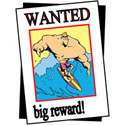 Wanted: Surfer Dude T-Shirt