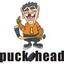 Puck Head Hockey T-Shirt