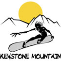 Keystone Mountain Snowboarding T-Shirt Gifts