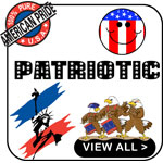 Patriotic T-Shirts - Patriotic Gifts