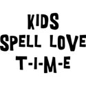 Kids Spell Love TIME T-Shirt
