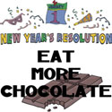 Funny New Year's Resolution T-Shirt & Gifts