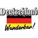 Deutschland Wunderbar T-Shirt Gift