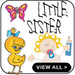 Little Sister T-Shirts Little Sister T Shirt Tees