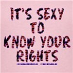 Patriot Girls--It's Sexy To Know Your Rights