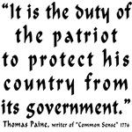Patriots Duty