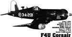 Vought F4U Corsair #6