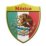 Mexico Metallic Shield