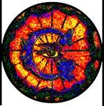 Psychedelic Masonic Eye