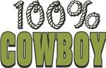 100% Cowboy