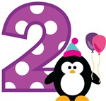 Penguin 2nd Birthday