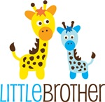 Giraffe Little Brother