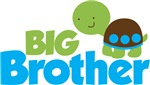 Boy Turtle Big Brother