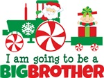Santa Tractor Big Brother To Be