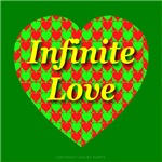 Infinite Love Heart of Hearts Xmas Style