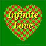 Infinite Love Heart of Hearts Xmas Style