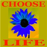 Choose Life Bronze