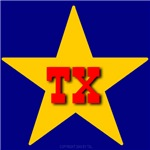TX Star Monogram