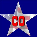 CO Patriotic State Star