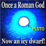 Pluto I'm Not An Icy Dwarf