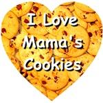 I Love Mama's Cookies