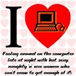 I Love Cyber Sex Quote #69