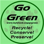 Go Green Style 2008