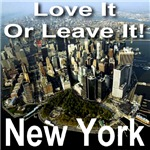Love It Or Leave It New York