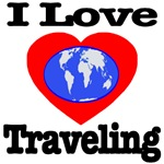 * On Sale * I Love Traveling
