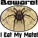 Beware! I Eat My Mate!