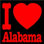 I Love Alabama