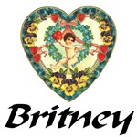 Britney Little Angel Heart