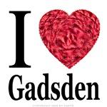 I Love Gadsden