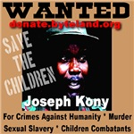 Wanted Joseph Kony