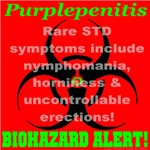 Purplepenitis