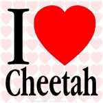I Love Cheetah