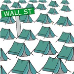 Occupy Wall Street Camping