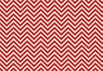 Chevrons red white pattern
