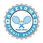 Tennis Player Customized