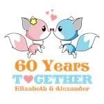 60 years anniversary
