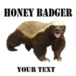 Honey Badger Customized