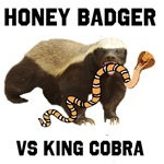 Badger and Cobra