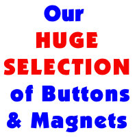 Just Buttons & Magnets!