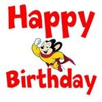Happy Birthday Mighty Mouse