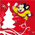 Mighty Mouse Christmas