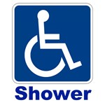 Handicapped Disabled Shower