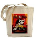 Diabolical Tote Bags