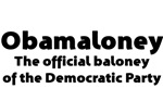 Obamaloney - The Official Baloney of the Democrati