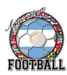 Argentina Flag World Cup Football World Flags