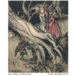 Rackham's  Snow White & Rose Red